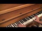 Lady GaGa - Paparazzi Piano by Ray Mak
