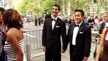 Marriage Equality in NYC - Johnny & Sebastian Get Married
