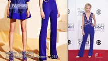 PEOPLE'S CHOICE AWARDS 2015 Celebrities Style by Fashion Channel