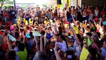 Une kermesse particulière pour les 380 élèves de l'école élémentaire