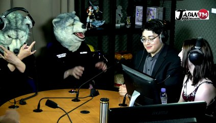 Emission GUEST Japan FM - MAN WITH A MISSION (REPLAY)
