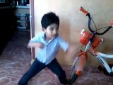 Wushu Kid Nellorre Karate Special Martial arts Fast Kicks and Punches Children India