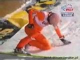 Skoki narciarskie - Upadki