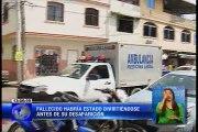 Hallan cadáver en Guayaquil con síntomas de la escopolamina