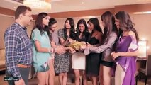 FBB Femina Miss India Finalists receive Gift Hampers from Olivia