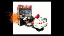 Sega Rally 3 Racing Video Arcade Game - BMI Gaming - Sega