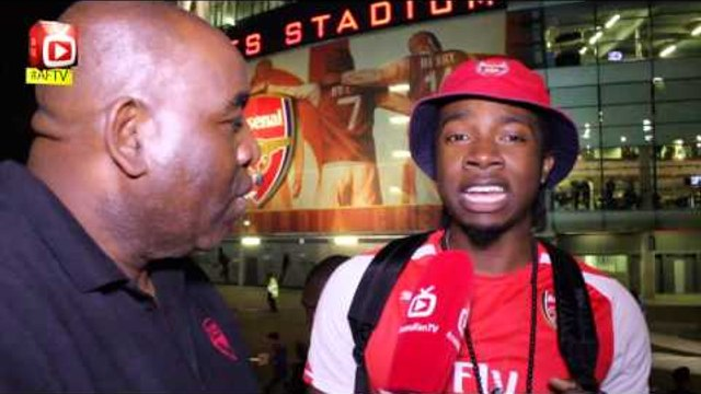 I'm Annoyed Joel Campbell Isn't Involved !!! (Lumos) - Arsenal 1 Spurs 1