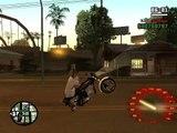 Gta San Andreas Caballito en mi Moto !!