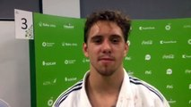 Loic Pietri - médaille de bronze judo -81kg