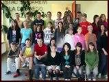 Pożegnanie klas III - Gimnazjum w Gdowie 2010