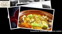 Enjoy Washoku (Japanese cuisine) in Independent guest units |Hiroshima Japan