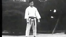 Old Hangetsu shotokan karate kata jka