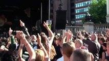 Nirvana tribute band Nervana - Smells Like Teen Spirit - Mathew Street Festival Liverpool 2010