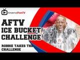ArsenalFanTV Ice Bucket Challenge - Robbie Takes It On
