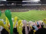 Japan baseball - crazy balloons