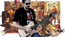 Chrono Trigger - Corridors of Time (Metal Cover) - video