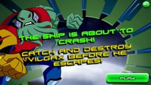 Ben 10 Vilgax Crash - Cartoon Network Games: Ben 10 Alien Force