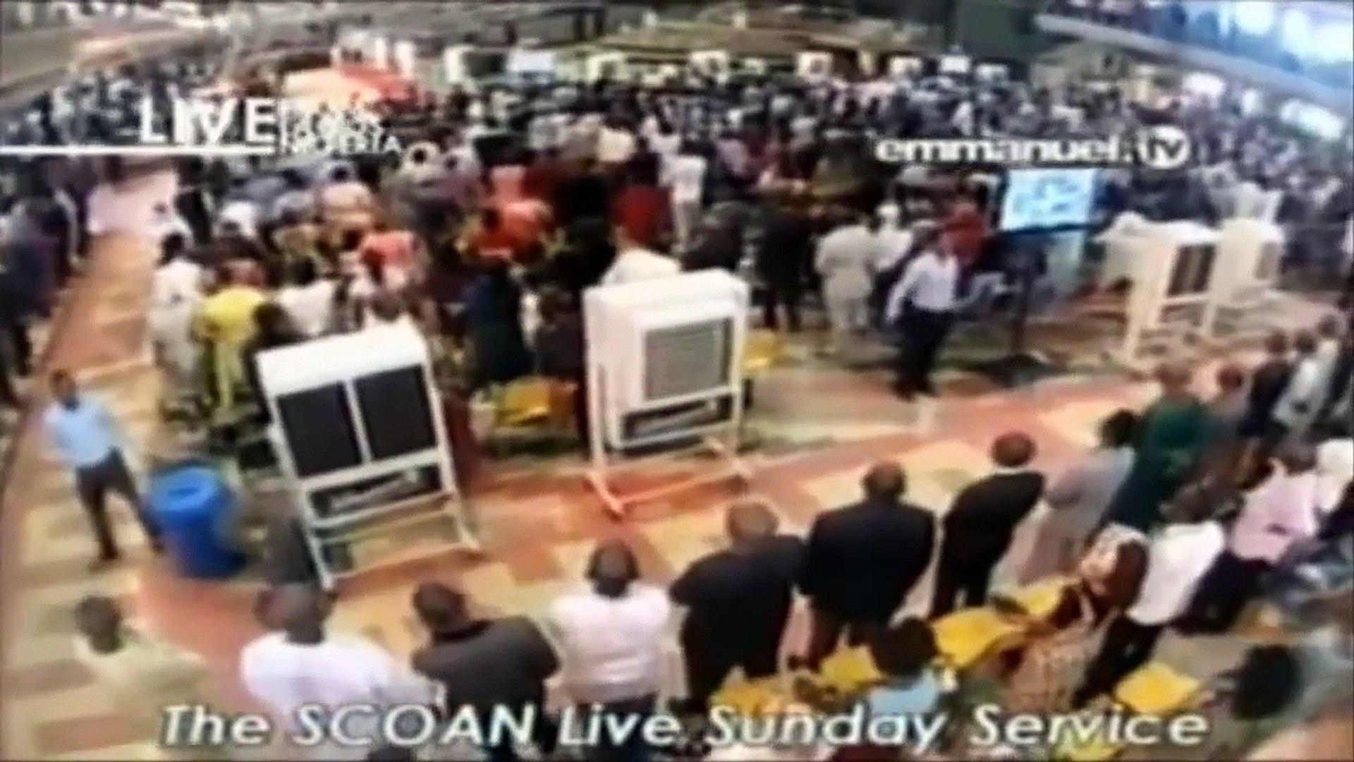 SCOAN  31/08/14: TB Joshua Prophecy: Big Shot In Nigeria / Pray For Nigerian Nation, Emmanuel TV