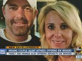 Silent Witness offering $1k reward for info on missing Maricopa couple