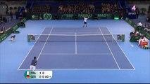 [Tennis Coupe Davis]Plongeons Gaël Monfils