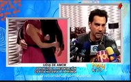Presentación a Prensa de [Amor Bravío] Cristian de la fuente y Silvia Navarro Protagonistas