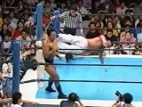 Shiro Koshinaka vs. Osamu Nishimura (NJPW)