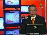 Presidente Zelaya: Micheletti perdió la vergüenza y ya no les importa mentir Septiembre 3 2009 1/2