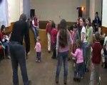 Velikonoční dětská diskotéka 14. 03. 2008 Velká Roudka