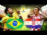 Brazil 3 Croatia 1 - Brazil Are Going To Win The World Cup