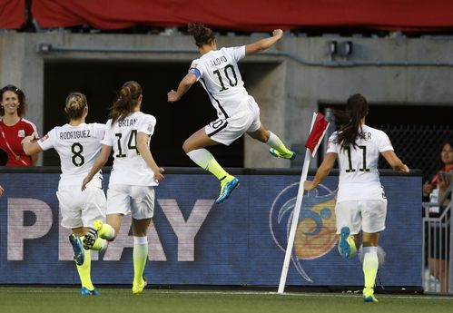 USWNT shows style, flair in World Cup win vs. China