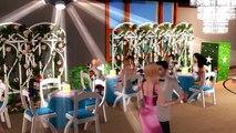 Carrie Prom Scene  [Sims 2 Machinima]