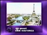 Rade Šerbedžija i Emir Kusturica