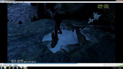 Uncharted 4 - Water Puddles de Uncharted 4 : A Thief's End