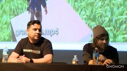 Uncharted 4 - Foliage Tech de Uncharted 4 : A Thief's End