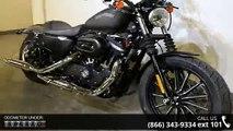 2014 Harley-Davidson XL883N - Sportster Iron 883  - RideN...