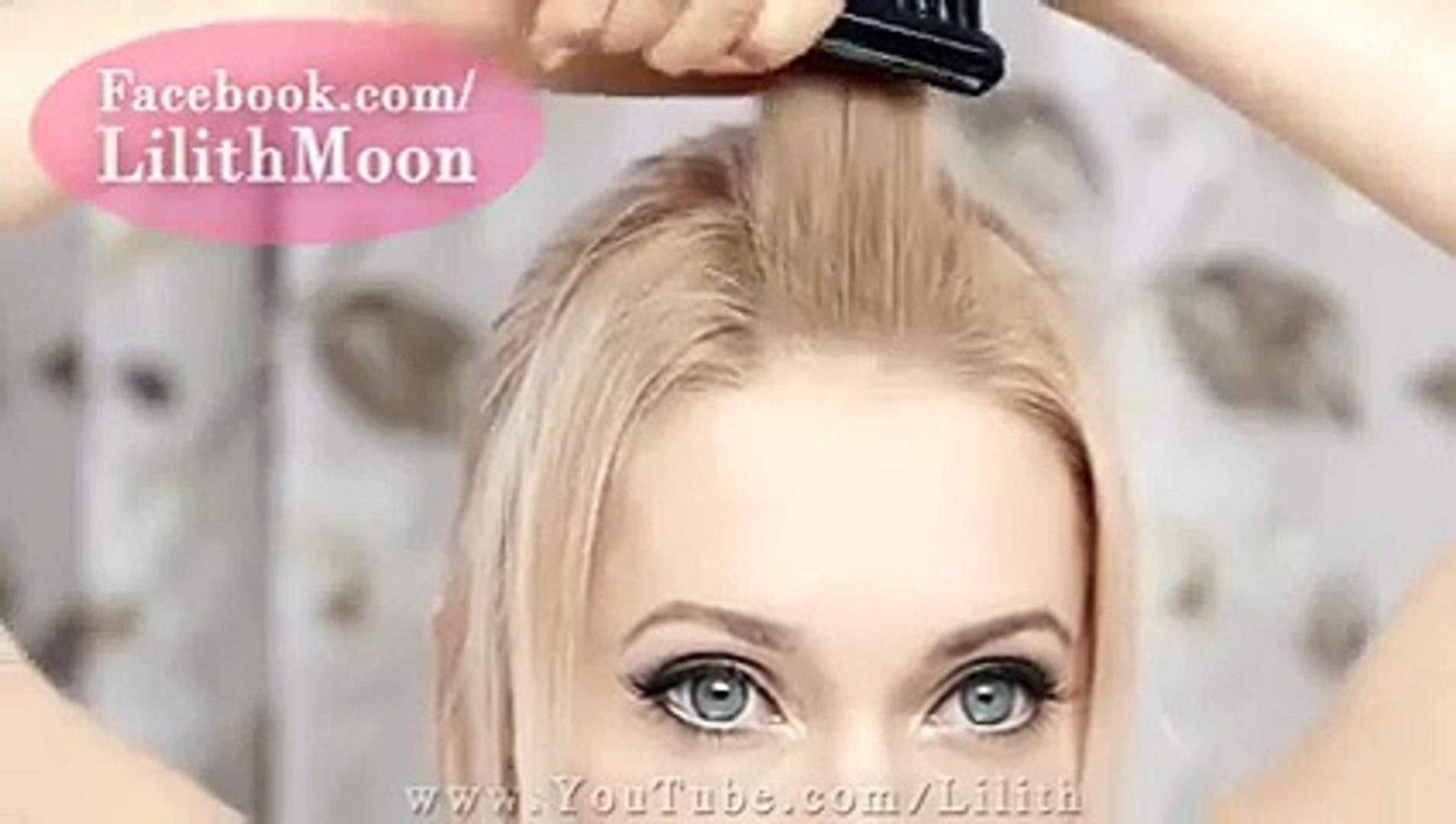 Net hair style