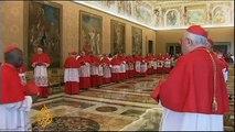Pope Benedict XVI to step down