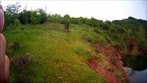 Ouverture Brochet 2015 aux leurres - Lac du Salagou, Hérault