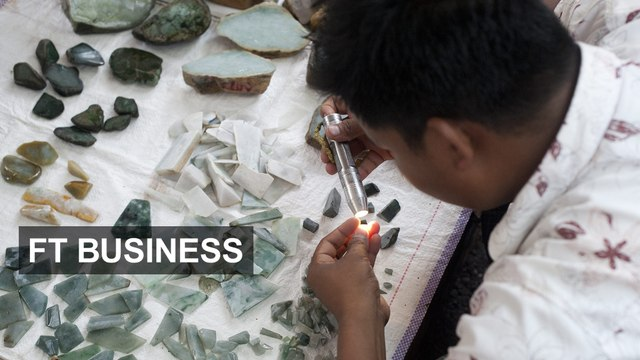 Myanmar grapples with jade troubles