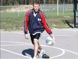 Basketball Dribbling Tips & Tricks : How to Dribble a Basketball Between the Legs from Behind