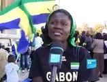 France 24 - A Paris, les anti-bongo Fustigent la Françafrique