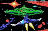 MSX Game ◀ NEMESIS GRADIUS グラディウス▶ STAGE 1~3 Play