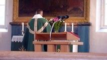 Nattvardsbön i Västertuna kapell - lutheran eucharistic prayer
