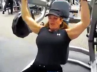 fitness workout fbb women workout in gym