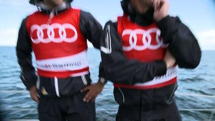 24.06.2015 Oman Sailing mit Philipp Buhl & Tom Kristensen