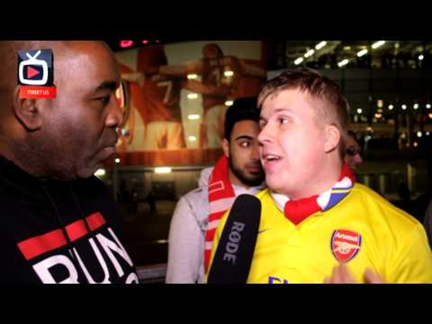 Arsenal 2 Liverpool 1 - Sanogo Is Better Than Bendtner