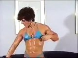 ♦Muscle building for FBB Female bodybuilding 82 Female muscle art Natural bodybuilding
