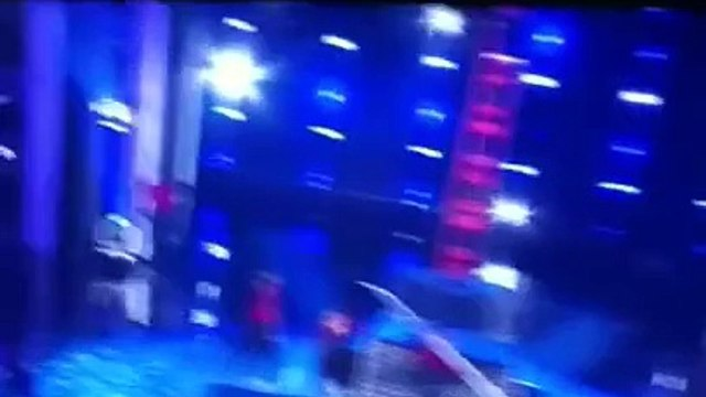 Guy almost dies on Americas Got Talent!