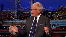 David Letterman ricorda Robin Williams