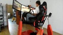 Le meilleur simulateur de course de voiture - Jeu vidéo simulateur de 4x4